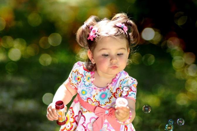 Kinder sind GROSS-artig, ANDERS-artig, EINZIG-artig!