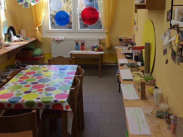 Werkstätten und Ateliers – kindorientierte Lernorte