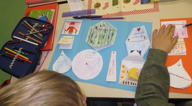 Lapbooks in Kita und Grundschule