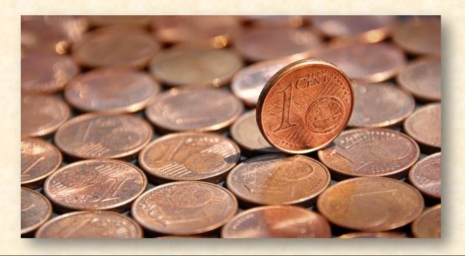 Münzen: Glücksbringer oder Forscherimpuls