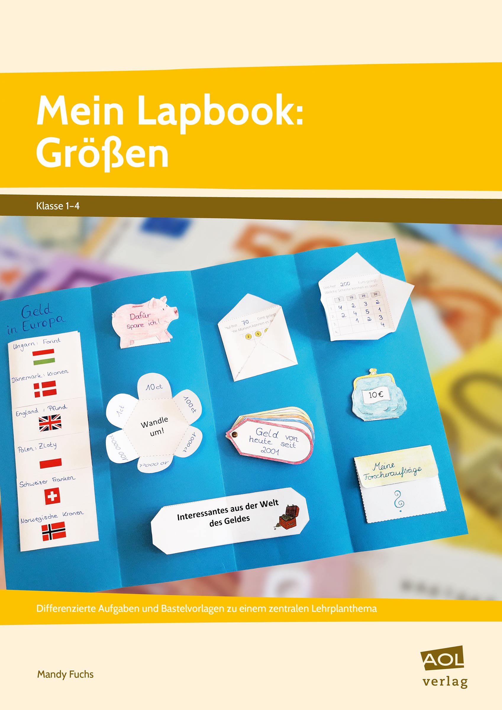 10527_Mein_Lapbook_Groessen_Mathematik_Grundschule