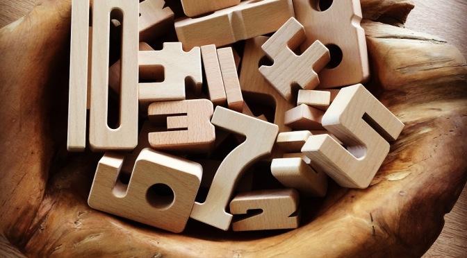 Zahlenbausteine für Matheforscher