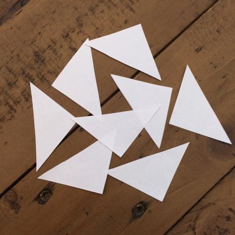 8 Dreiecke