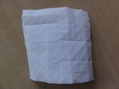 Dreiecksfaltung