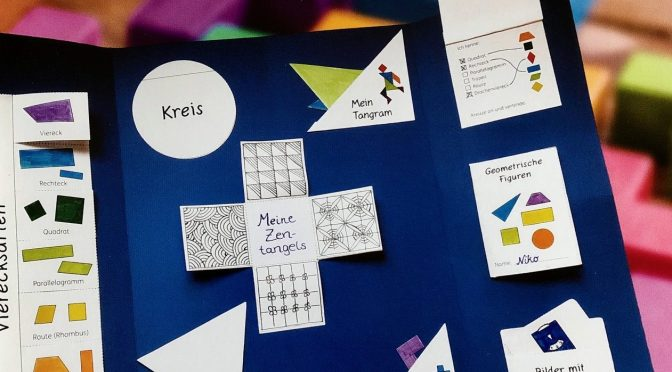 Lapbooks im Mathematikunterricht?