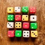 Sudoku nach Farben und Zahlen 1