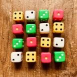 Sudoku nach Farben und Zahlen 3