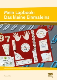 Einmaleins_Lapbook_Cover